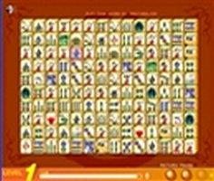 Çizgi Mahjongg oyunu oyna
